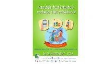 Del 16 al 24 de noviembre, Semana Europea de Prevención de Residuos