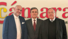 Constituida la Comisión de Movilidad  de la Cámara de España