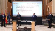 Impulso a las Cámaras con más de 1 millón de euros para el fomento de la internacionalización y la competitividad