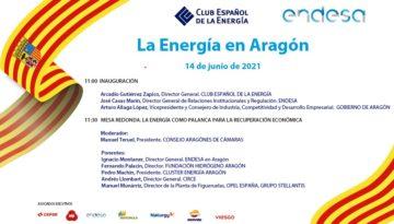 Jornada digital: 'La Energía en Aragón'