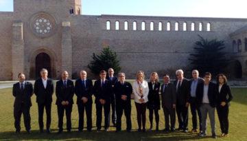 Las Cámaras aragonesas recuerdan al nuevo Gobierno los compromisos adquiridos con Aragón en materia de infraestructuras y despoblación